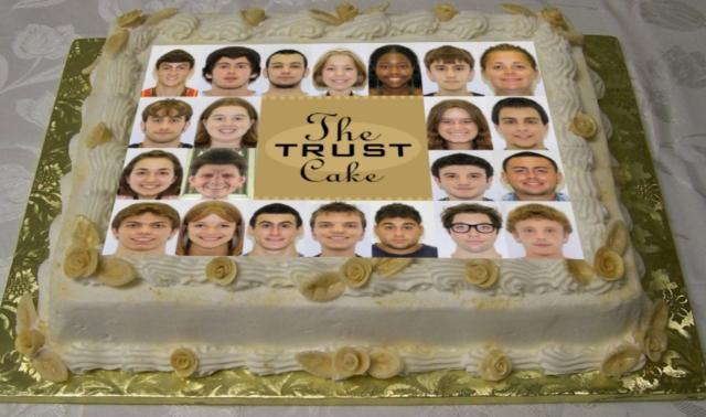 Trust Cake 3D